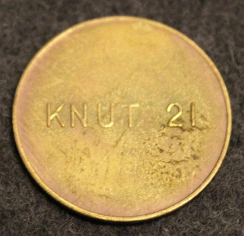 Tvättstugespecialisten Västerås, Knut 21. Pesupoletti.