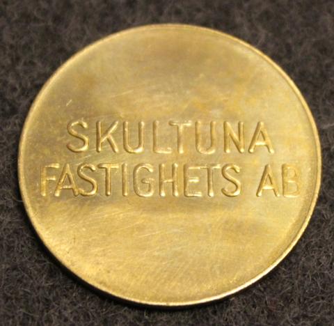 Tvättstugespecialisten Västerås, Skultuna Fastighets Ab. Pesupoletti.