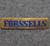 AB Bröderna Forssells Konststensgjuteri, Norberg. Koriste kivien valmistaja 1932-1958
