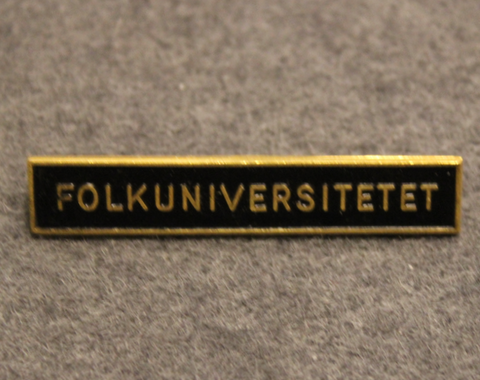 Folkuniversitet, open university