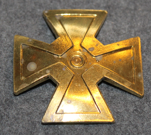 Reserve Officer School graduation badge, parts. Finnish Army