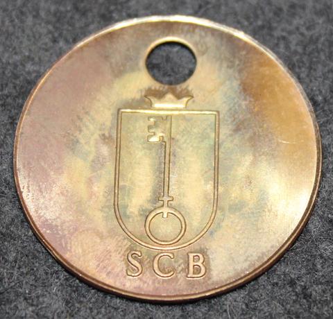 Skogsägarnas Cellulosa AB, SCB, 1950 lukua, 30mm