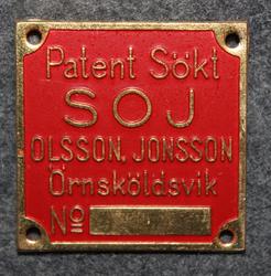 Olsson, Jonsson Örnsköldsvik