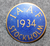 I.A.A.F. Stockholm 1934 International Amateur Athletic Federation