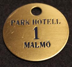 Park Hotell, Malmö.