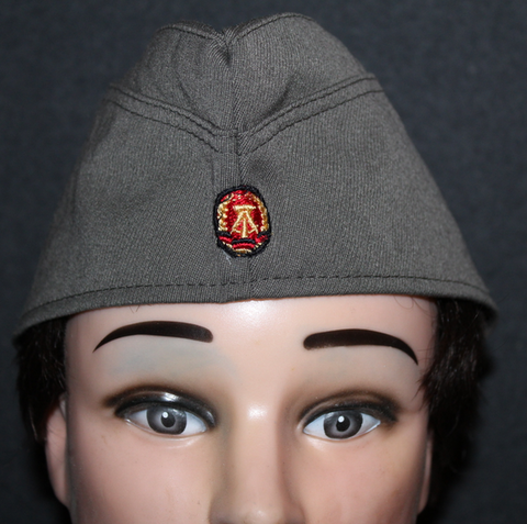 Officers forage cap, East Germany, NVA, unissued.