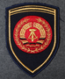 DDR, Volksmarine,  Peoples navy of East germany, shoulder sleeve patch.