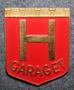 Hötorgets transportservice, Garaget.