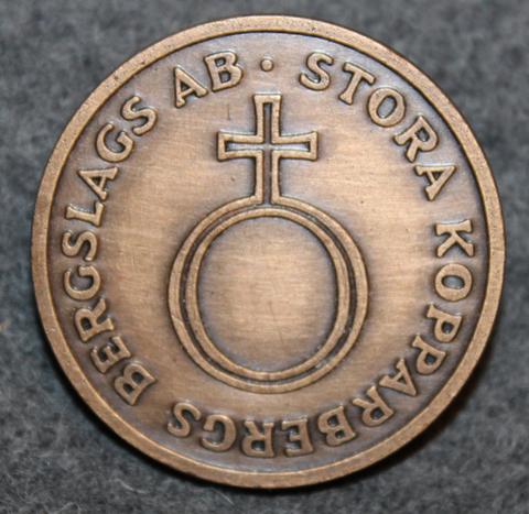 Stora Kopparbergs Bergslags AB, pre 1984, 30mm