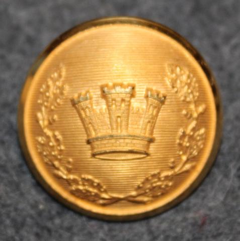 Stadsfiskal, Ruotsalainen kaupungin ylin syyttäjä / poliisipäällikkö, 20mm, Ritter