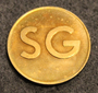 Stockholms Gasverk. SG / 6kbm. Gas token. LAST IN STOCK