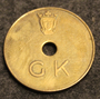 Stockholms stads Gatukontor, parkeringssektionen. Parking token.
