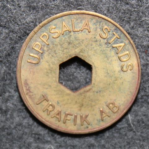 Uppsala Stads trafik AB, julkinen liikenne.