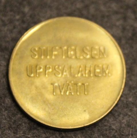 Stiftelsen Uppsalahem, Tvätt. Pesula 23mm