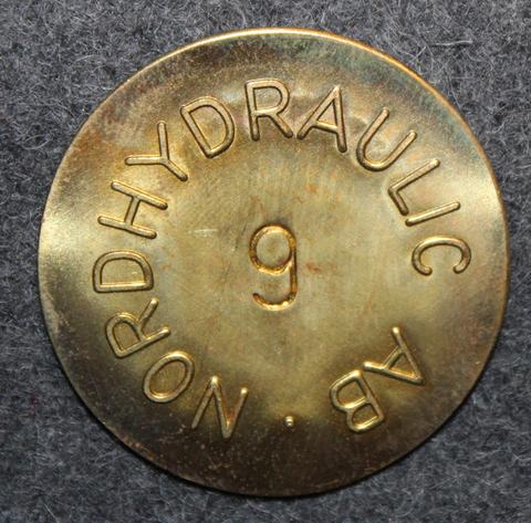 AB Nordhydraulic, Sala.