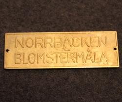 Norrbacken Blomstermåla