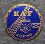 KAF, Köpings Amatörfiskare Förening. Fishermans federation.