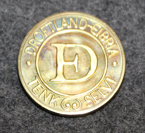 Droftland-Eibria, Tenk Selvi, Tenk Deg - Ett spenn, 1275, mikrovaltion raha.