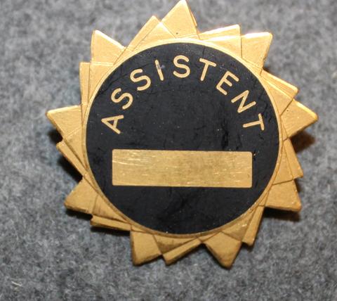 AB ICA-restauranger, assistent