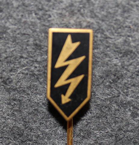 Sveitsin Armeija, Sähköttäjä, iso salama