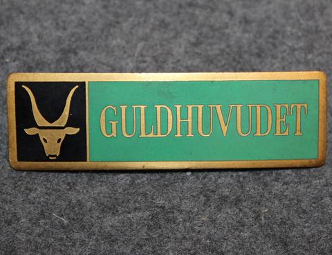 Guldhuvudet, Miles & Warnberg, Alingsås. Käsilaukkuja