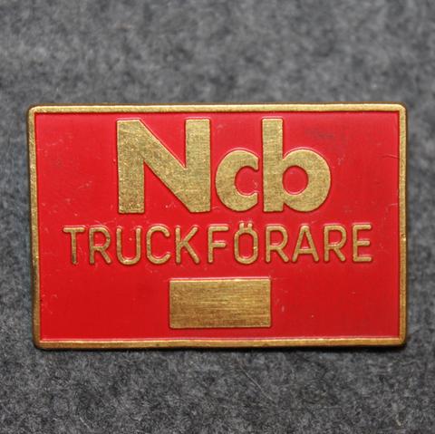 Ncb, Norrlands Skogsägares Cellulosa AB, Truck Förare, Trukkikuski