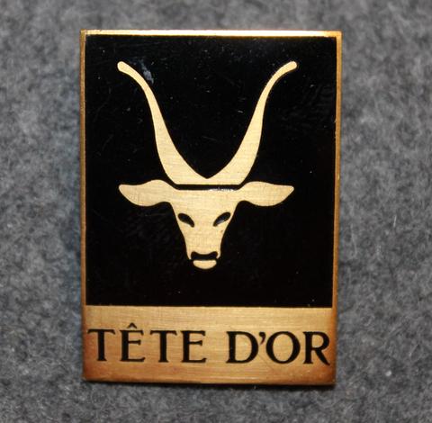 Guldhuvudet / Tête dór, Miles & Warnberg, Alingsås. Käsilaukkuja