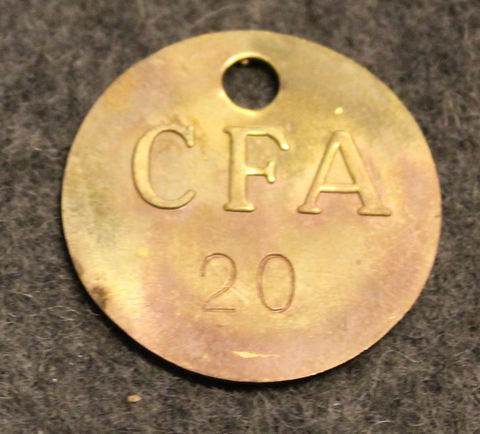 Centrala Flygmaterielförrådet, CFA, Swedesh airfoce central depot