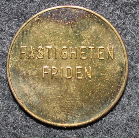 Fastigheten Friden, Hultsfred, 1960 lukua