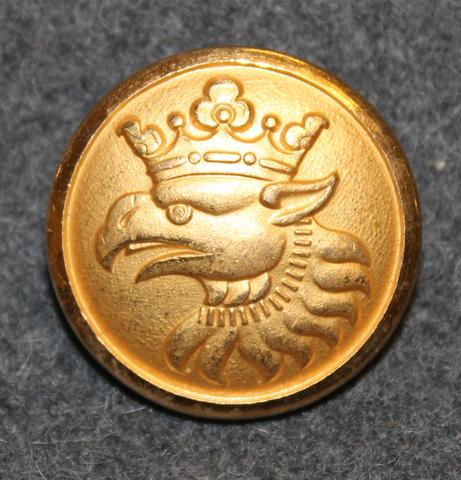 Malmö Stad Spårvägar, raitiotiet. Lagerström 23mm kullattu.