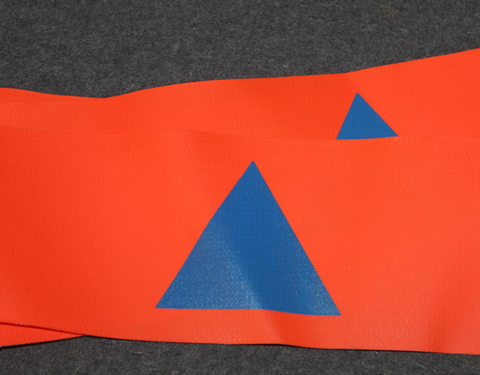 VSS Käsivarsinauha, Velcro