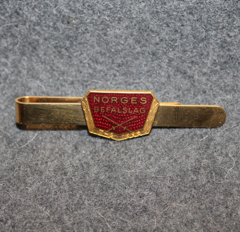 Norges Befalslag, Norwegian officers union, tie clip