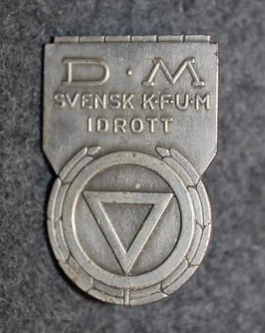 DM Svensk KFUM Idrott. Ruotsin NMKY