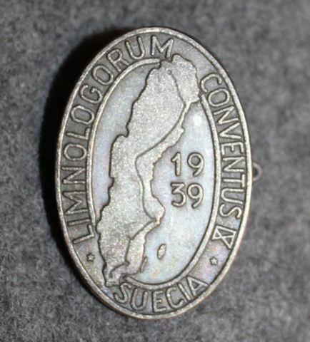 Limnologorum Conventus IX Stockholm 1939, Limnologia kongressi