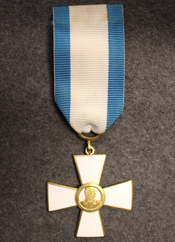 Finnish Veteran federation, Cross of merit.