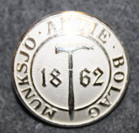 Munksjö Aktie Bolaget 1862, 24mm