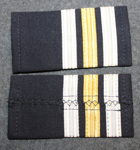 Epaulettes, Finnish merchant navy.