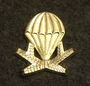 Airborne Jaegers, Finnish army, shoulder insignia.