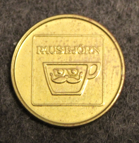 Paus Bjorn, Coffee coin