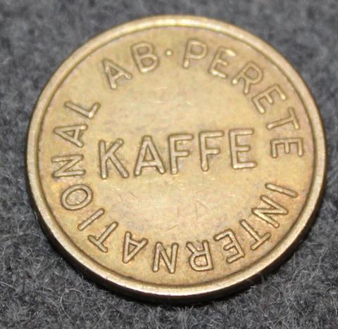 Ab Perete International, Kaffe.