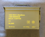 Ammo Box, M2A1. NATO / US