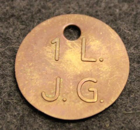 Jonsbergs Gård, 1L, milk token