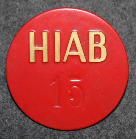 HIAB, nostureiden valmistaja.
