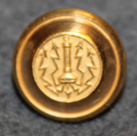 Telefonaktiebolaget L. M. Ericsson, 14mm, Gilt