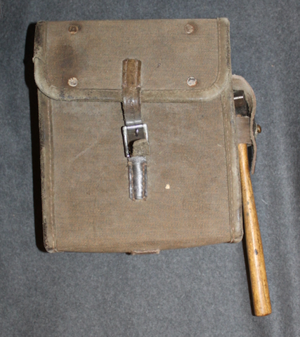 Finnish Army WW2 communications tool pouch.