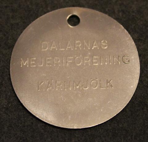 Dalarnas Mejeriförening, Kärnmjölk., maitoraha