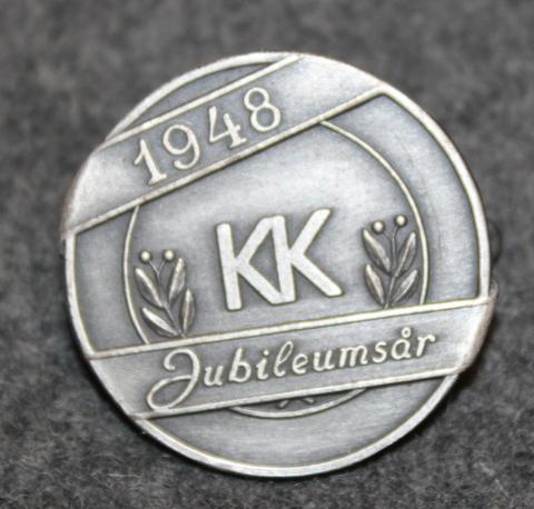 Frälsningsarmens KK, jubileumsår 1948. SPelastusarmeijan naistenkerho, 1948