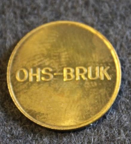 Husqvarna Vapenfabriks AB, Husqvarna. Ohs-Bruk. Weapons manufacturer.