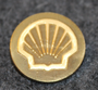 Svenska Shell AB, Oil Company. 1960´s model, 23mm gilt, LAST IN STOCK