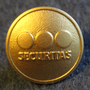 Securitas, security. 23mm, bolt